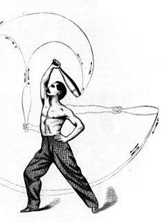 Ćwiczenia z maczugami (clubell)