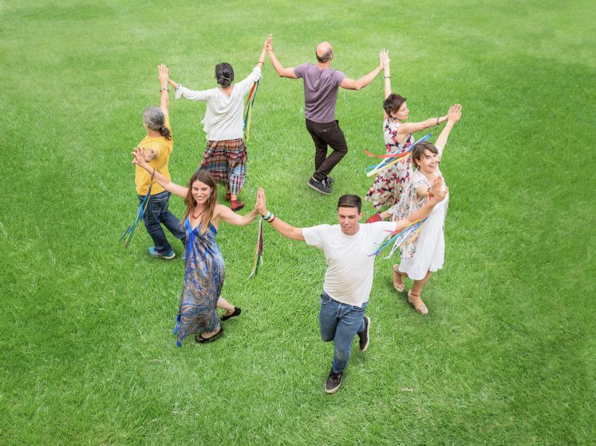 KHAITA – radosny taniec